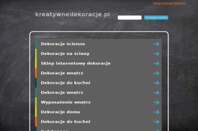 Kreatywne Dekoracje - Naklejki Katowice