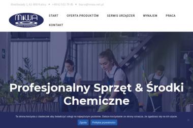 FHU MIWA MICHAŁ WAWRZYNIAK - Kosmetyki motoryzacyjne Kalisz