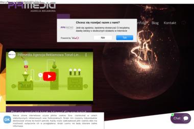 Agencja Reklamowa PiRmedia - Reklama internetowa Toruń