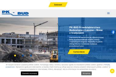 Przedsiębiorstwo Budowlane PK-BUD - Ocieplanie Pianką PUR Leszno
