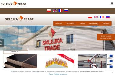 Sklejka Trade - Brykiet Drzewny Producent Choroszcz