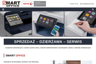 SMART OFFICE - Kserokopiarki Używane Olsztyn