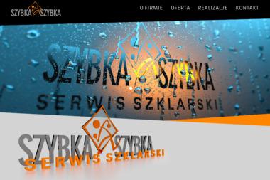 Szybka-Szybka s.c. Serwis szklarski - Rolety Rzymskie Kraków