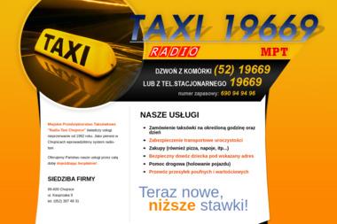 Radio Taxi Chojnice - Transport Towarowy Chojnice