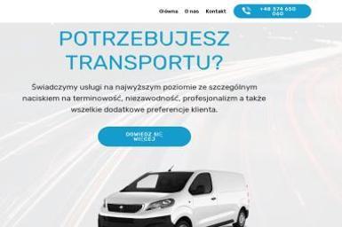Usługi Transportowe - Przeprowadzki Puławy