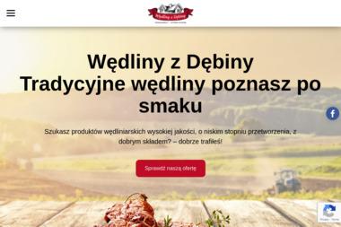 """""""Wędliny z Dębiny"""" Elżbieta Tomaszewska - Mięso Czosnów"""