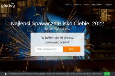 WELDING P. Usługi Spawalniczo-Montażowe - Usługi Prawnicze Bojszowy