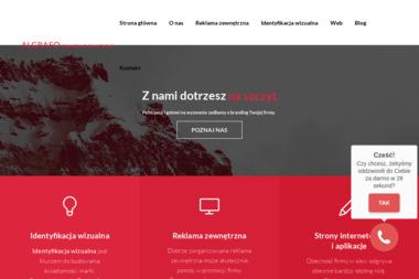 Algrafo Piotr Mucha - Projektowanie Katalogów, Folderów i Broszur Poznań