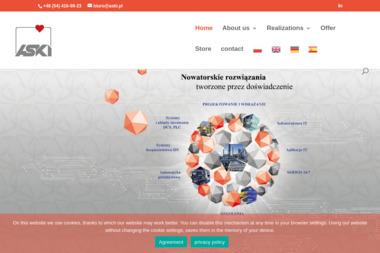 Zakład Systemów Komputerowych ASKI Sp. z o. o. - Bazodanowcy Włocławek
