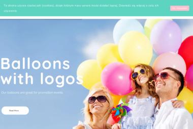 Balonyzlogo.pl Artur Węgierek - Marketing bezpośredni Gostyń