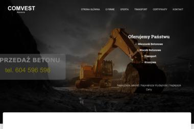 COMFORT INVEST - Beton Ryczywół