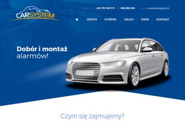 CARSYSTEM car audio, cb, autoalarmy, oświetlenie - Akcesoria motoryzacyjne Biała Podlaska
