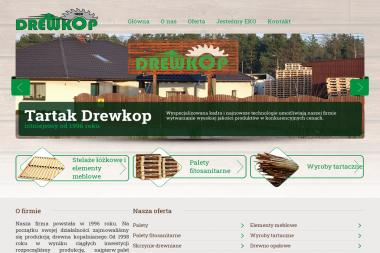 PPHU DREWKOP D.J.Słomian Sp.j. - Skład drewna Krzepice
