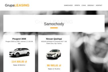 Leasing Experts S.A. oddz. Częstochowa II - Finanse Częstochowa