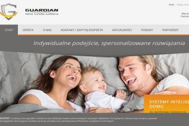 Guardian s.c. Remigiusz Markowski, Dariusz Markowski - Inteligentny dom Glinojeck