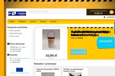 PSB MRÓWKA SULEJÓW - Urządzenia, materiały instalacyjne Sulejów