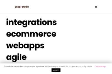 One Agencja Interaktywna - Sklep internetowy Przeźmierowo