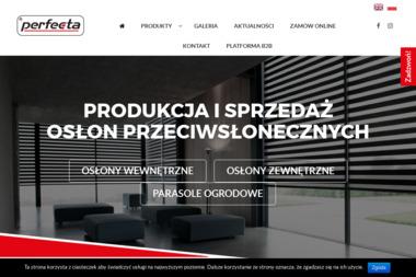 Perfecta- żaluzje - Rolety zewnętrzne Wrocław