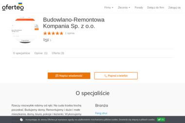 Budowlano-Remontowa Kompania Sp. z o.o. - Schody Kręcone Drewniane Warszawa