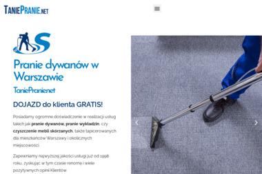 PHU Małgorzata Rudnik - Pranie i prasowanie Warszawa