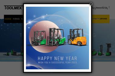 TOOLMEX TRUCK Sp. z o.o. - Wózki widłowe Szydłowiec