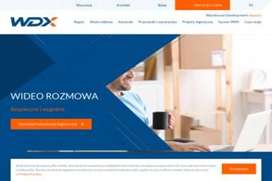"""""""WDX"""" SPÓŁKA AKCYJNA Oddział Wrocław - Wózki widłowe Warszawa"""