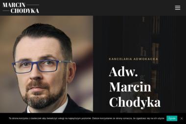 Chodyka Marcin, adwokat Kancelaria - Adwokat Karnista Biała Podlaska