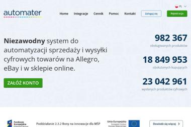 Automater sp. z o.o. - Oprogramowanie Warszawa