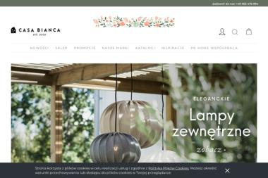 Sklep Casa Bianca - Dekoracje świąteczne Warszawa