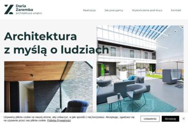 Projektowanie, architektura wnętrz Daria Zaremba - Projektant Wnętrz Szczecin