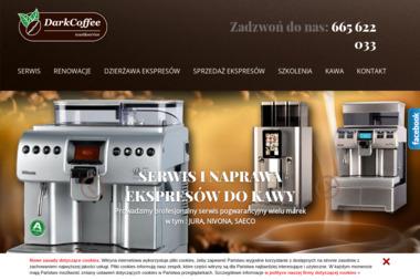 Darkcoffee - Serwis RTV, AGD Warszawa