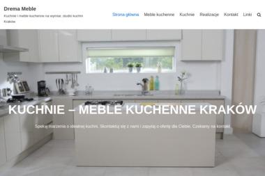 Drema Studio mebli kuchennych i systemowych - Meble Sanok