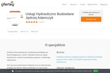 Usługi Hydrauliczno Budowlane Jędrzej Adamczyk - Piece CO z Podajnikiem Białe Błota