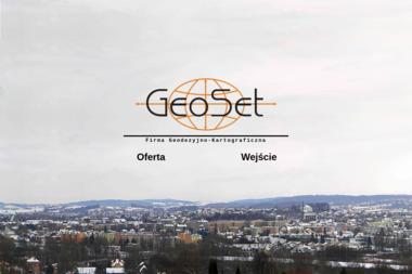 Geoset s.c. Firma geodezyjno - kartograficzna - Firma Geodezyjna Jasło