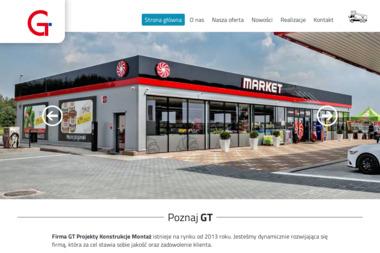 GT Projekty, Konstrukcje, Montaż - Okna aluminiowe Szczecinek