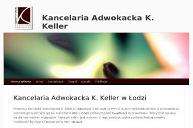 Kancelaria Adwokacka K.Keller - Adwokat Łódź