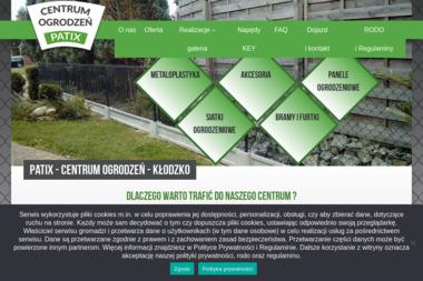 CENTRUM OGRODZEŃ - Ogrodzenia panelowe Kłodzko