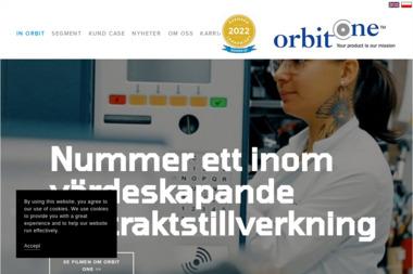 Orbit One Urządzenia elektroniczne - Automatyka, elektronika, urządzenia Prabuty