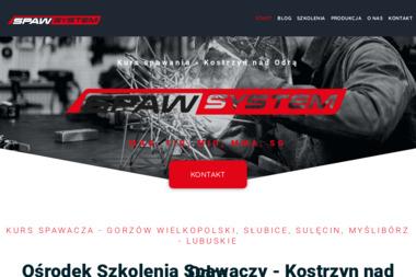 Spawsystem s.c. - Spawacz Kostrzyn nad Odrą