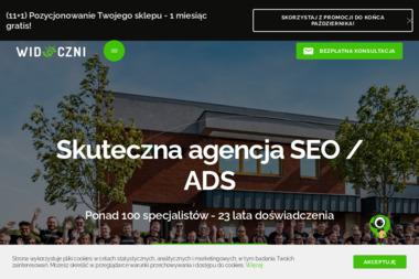 Widoczni - Reklama w Telewizji Poznań