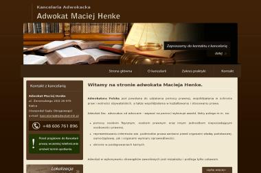 Infosel - Adwokat Gdynia