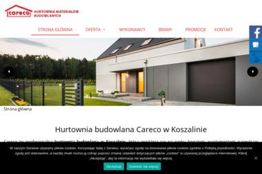 PPHU Careco - Pokrycia dachowe Koszalin
