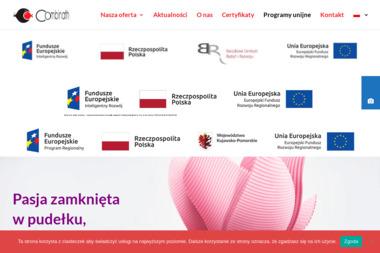 COMBINATH Sp.j M. i E. Nath - Papiernie Toruń