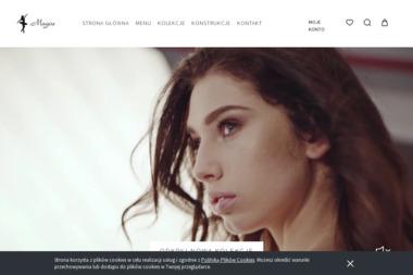 FIRMA PRODUKCYJNO-HANDLOWO-USŁUGOWA MAGOS MAŁGORZATA ZBOROWSKA - Producent Polskiej Odzieży Damskiej Tarnów