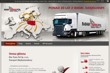 Mar-Trans-Pol sp.z.o.o - Transport międzynarodowy Łęczyca