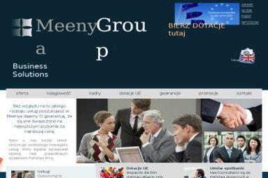 Meenya Group - Dotacje unijne Święta Katarzyna