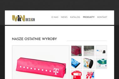 MN Design - Hurtownia odzieży Poznań