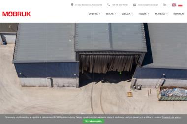 Mo-BRUK S.A. - Przetwarzanie odpadów Korzenna