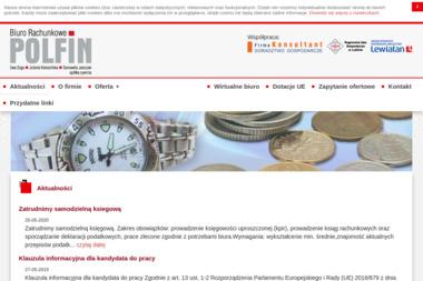 Biuro Rachunkowe Polfin S.c. - Porady księgowe Lublin