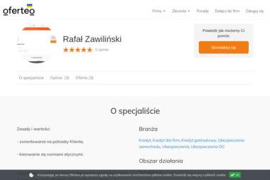 Rafał Zawiliński - Kredyt dla firm Nowa Ruda